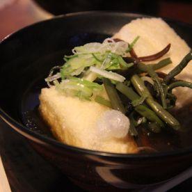 Deep fried moochi. Tasted really good.