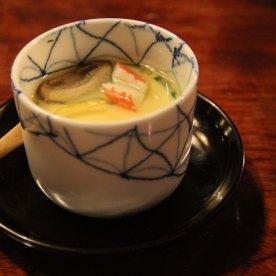 Crab charamushi. Very nice!