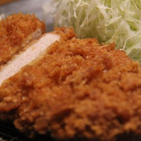 Pork cutlet - simple and good!
