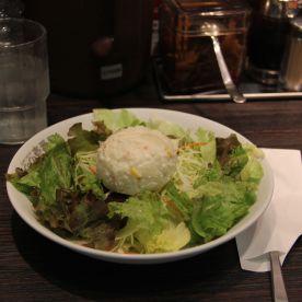 Potato salad - Tastes alright.