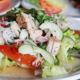Vietnamese salad - Tastes average