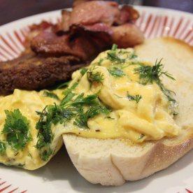 Farmers breakfast )AUD15)
