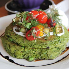 Green Fritters (AUD 14.6)
