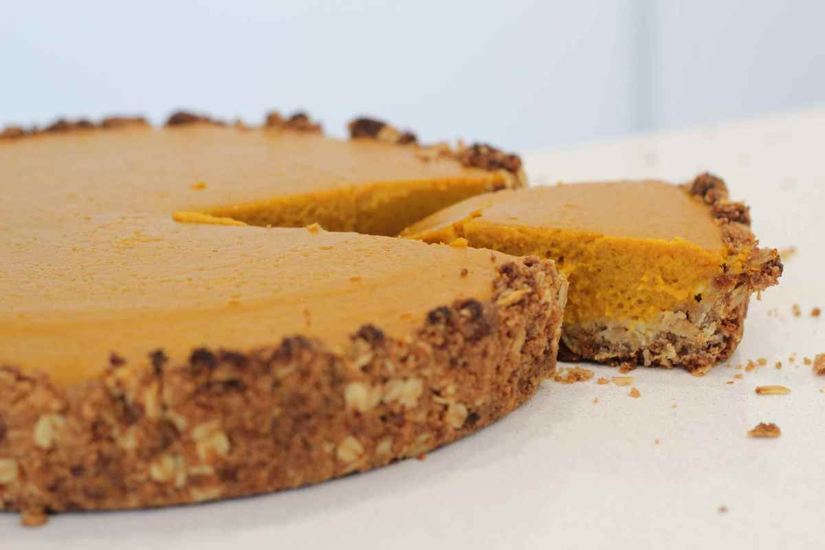 Anzac Day Pumpkin Pie