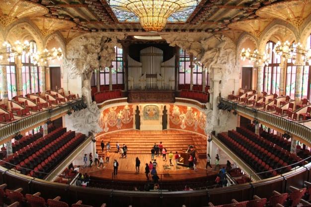 Palau De La Musica